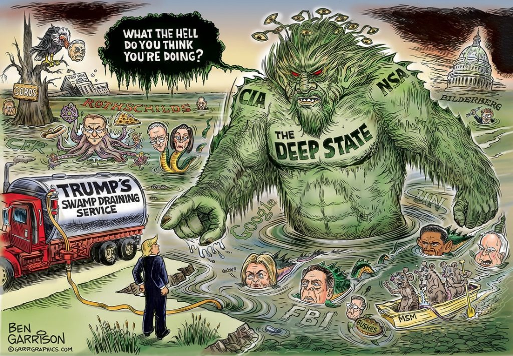Team Trump Gearing Up To Fight Back Against Media/Deep State Attacks On Trump Administration