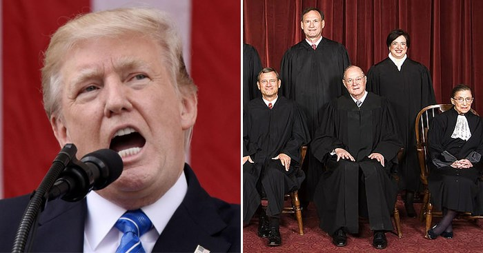 Supreme Court Upholds Trump Travel Order In Rebuke To Appeals Courts  – Will Review Case In October