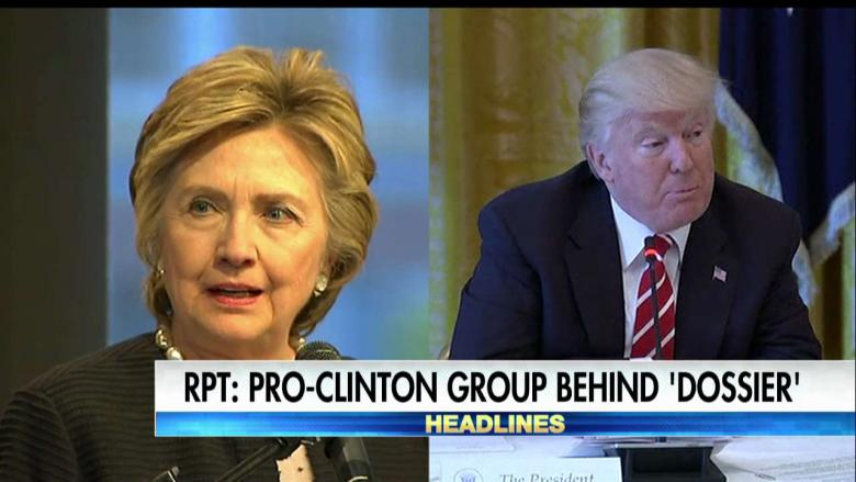 BREAKING | Clinton Paid For Russian Made  Smear Dossier On Trump Used To Justify Wiretaps