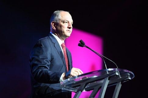 Louisiana Governor: I'd 'Be Inclined' to Sign Proposed 15-Week Abortion Ban