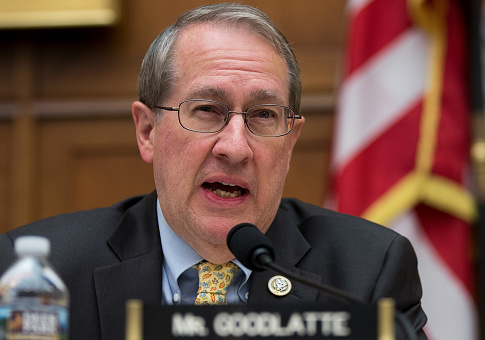 Goodlatte Subpoenas Justice for Documents Related to Clinton Probes