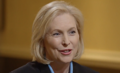 Gillibrand: The Country's Ready for a Woman President