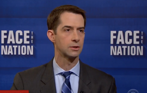 Cotton Rips Democrats Opposing Pompeo Because They Fear Blowback from the Left: 'Shameful Political Behavior'