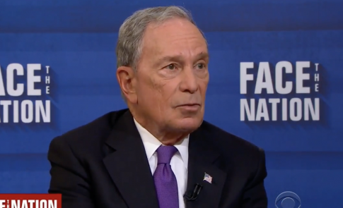 Bloomberg Doesn't Rule Out Presidential Run: 'I Think It Would Be a Great Challenge'