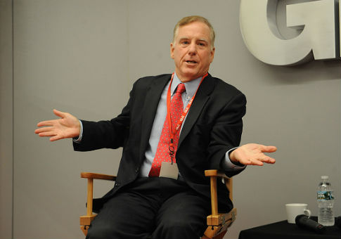 Howard Dean Compares Trump's Voter Base to Neo-Nazis Burning Swastikas