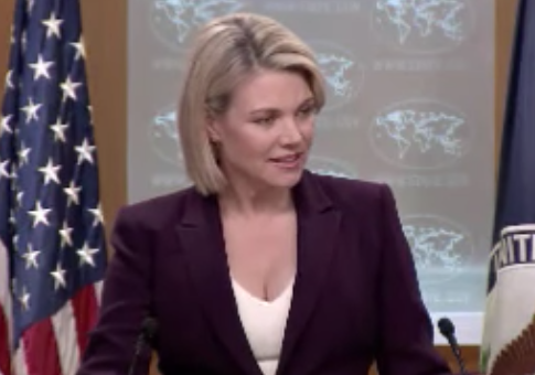 State Department Calls Out Continued Russian Aggression in Ukraine