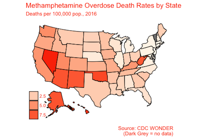 Deaths by State 16