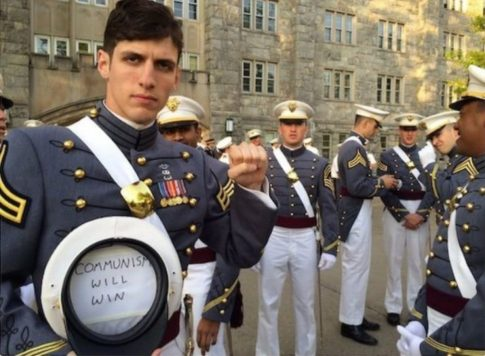 West Point Graduate, Self-Described 'Revolutionary Socialist' Given 'Other-Than-Honorable' Discharge
