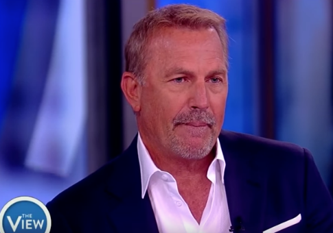 Kevin Costner on the Trump Administration: 'I'm Not Recognizing America Right Now'