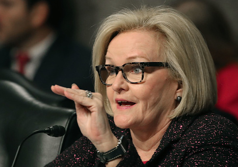 California Resistance Group Schedules More Events for Claire McCaskill