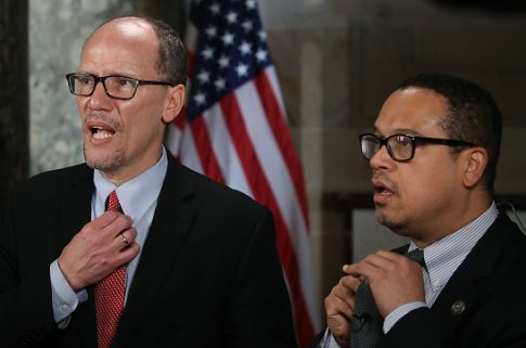 DNC Mocked for Touting $2.5 Million Plan for Minority Voter Outreach