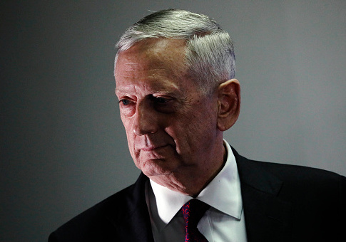 Mattis Goes to Asia for First Visit to China