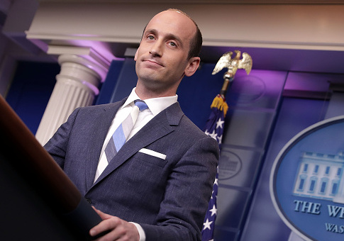 New York Times Takes Heat for Spiking Audio Interview With Stephen Miller