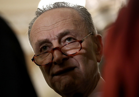 Democrats Turn Down GOP Proposal to Address Border Crisis: Mr. President, Use That 'God**** Pen of Yours'