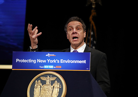 Cuomo Announces Lawsuit Against Trump: Federal Government Is Violating Immigrant Children's 'Constitutional Rights'