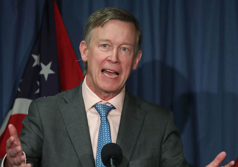 Hickenlooper Intervenes in Colorado AG Race to Prevent Upset by Sanders-Backed Insurgent