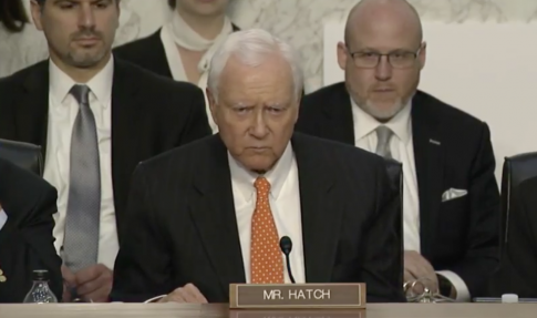 Hatch Responds to Justice Dept. IG Report on Clinton Email Probe: 'This Is Appalling'