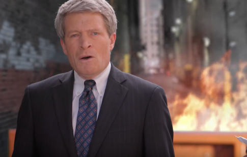 Ad: Richard Painter Will Put Out Dumpster Fires With His Watery Integrity