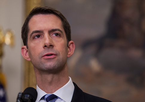 Cotton: Democrats Want 'Open Borders,' Give Illegal Immigrants a 'Get-Out-of-Jail-Free' Card
