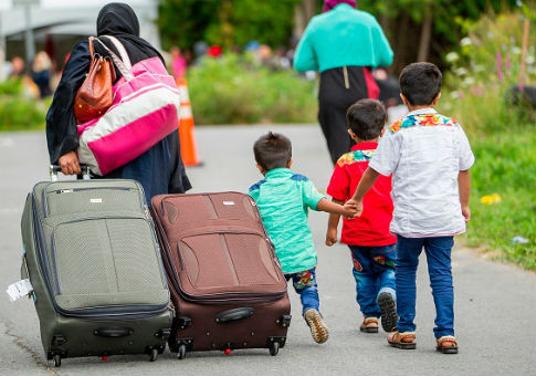 U.S. Passes Germany as Largest Recipient of New Asylum Requests
