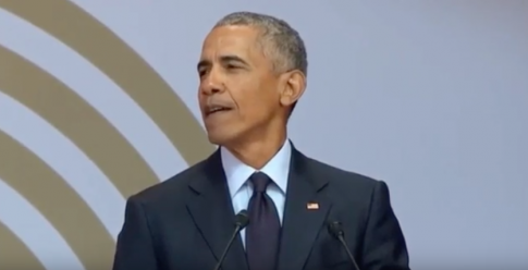 Obama: We Are Living in 'Strange and Uncertain Times'
