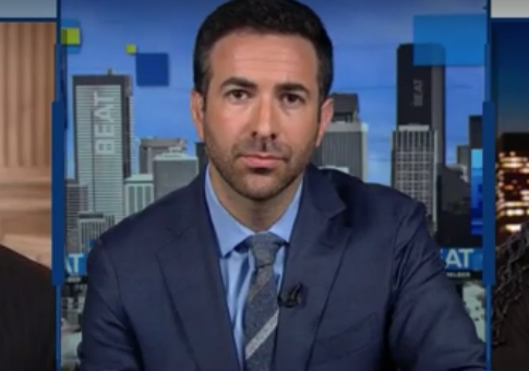 MSNBC's Ari Melber Conducts Panel on Kavanaugh Allegations, All Five Guests Oppose SCOTUS Nominee
