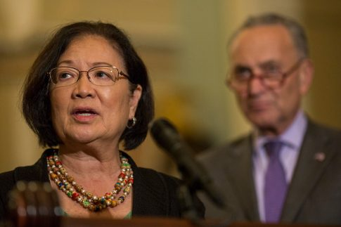 Dem Senator Hirono: SCOTUS Seat Could Stay Vacant for Two Years