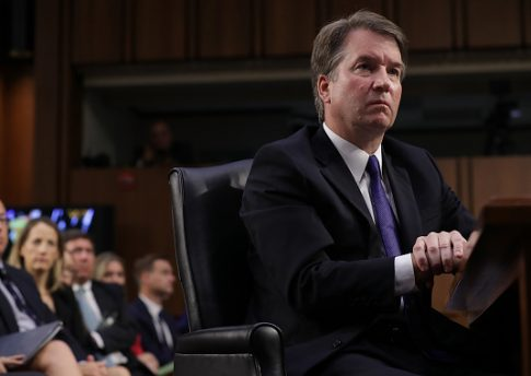 White House, Grassley Back Kavanaugh After Accuser Goes Public