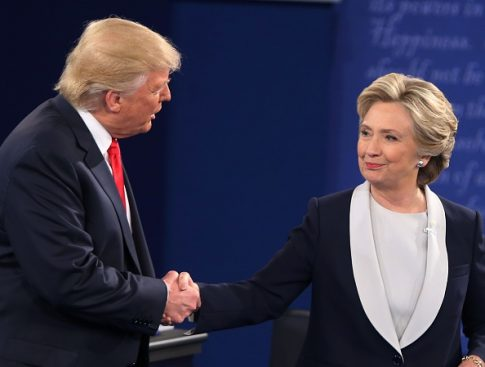 Clinton Savages 'Crisis' Trump Presidency in New Afterword for Memoir: 'Monstrous,' 'Despicable'