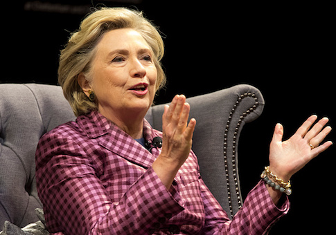 Hillary Clinton Writes New Afterword for 'What Happened' Memoir, Attacks Trump for 'Waging War on the Truth'
