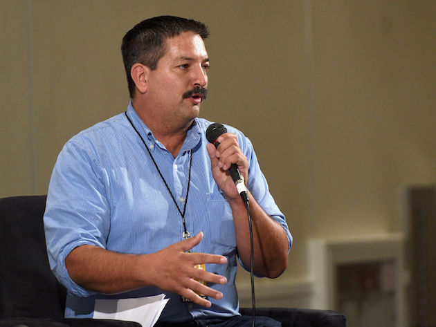 Brother of Dem Candidate Randy Bryce Slams Him for Calling Police Officers 'Terrorists'