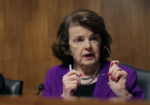 San Francisco Chronicle Editorial Board Pans Feinstein's Handling of Kavanaugh Accusation