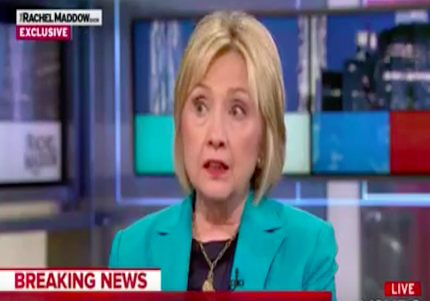 Clinton on Due Process for Men Accused of Sexual Misconduct: You Have to Take Situations 'on Their Own Merits'