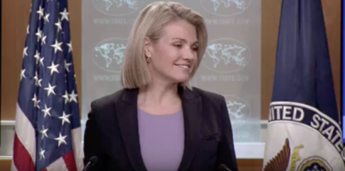 State Dept. Spox on ICC: U.S. Courts Best to Handle Cases for American Citizens, Military