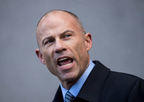 Avenatti Arrested for Domestic Violence: 'She Hit Me First'