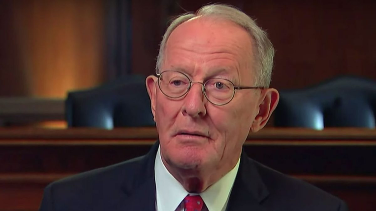 d3bf3b0ab77a30 Senator Lamar Alexander (R- TN) has announced he will not be running for  reelection in 2020.