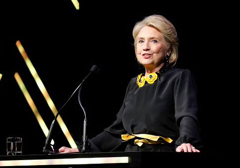 Clinton's 'Resistance' Nonprofit Raised Only $3M in Donations During First Year