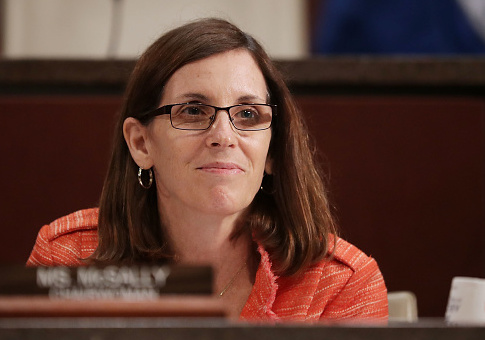 McSally Appointed to Fill McCain's Senate Seat in Arizona