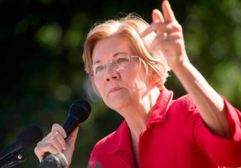 Warren in College Commencement Speech: 'I Am Not a Person of Color'