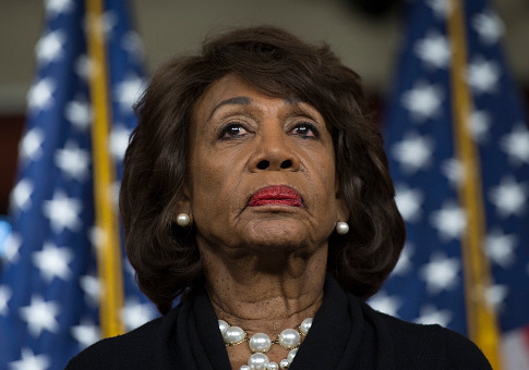 Maxine Waters' Campaign Debt to Daughter Jumps $90,000