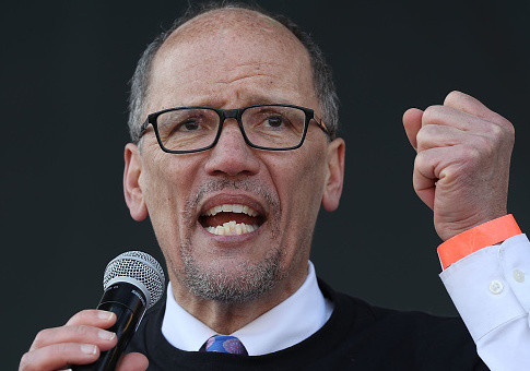 Perez Brawls With State Democratic Parties Over Voter Data