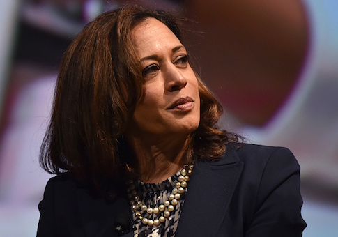 Misconduct Claim Against Kamala Harris Aide Brought to Office's Attention Months Before She Left for Washington