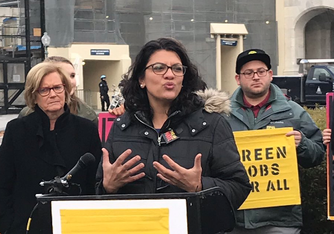 Rashida Tlaib Misrepresented Soros Stipend in Financial Disclosures