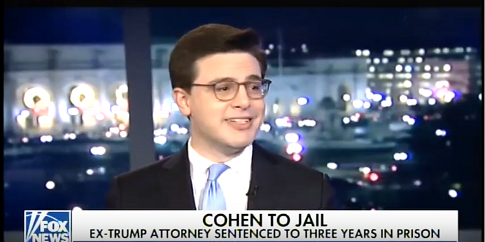 Continetti: Indictment of Sitting President Would 'Precipitate…Constitutional Crisis'