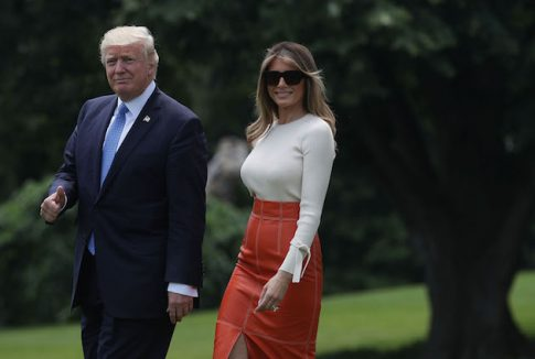 MSNBC Host: Only Thing You Need to Know About Melania Trump Is Who She Married