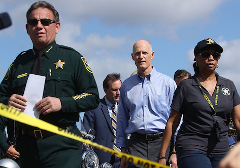 DeSantis Removes Broward County Sheriff From Office