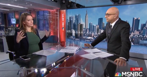 MSNBC Hosts Promote Liberal Dogma: 'Spread the Wealth' Works, Trickle Down Economics Doesn't