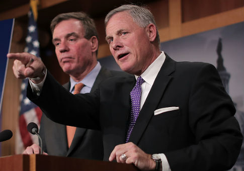 Senate Intel Chair Says He Won't Pursue Notes on Trump Meeting With Putin