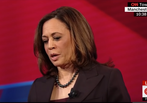 Harris on Boston Marathon Bomber Being Allowed to Vote: 'We Should Have that Conversation'