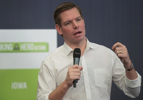 Eric Swalwell Is a Financial Mess
